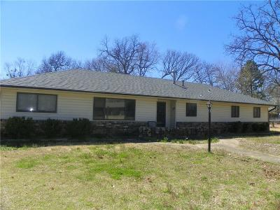 Fort Smith Single Family Home For Sale: 8530 S 18th ST