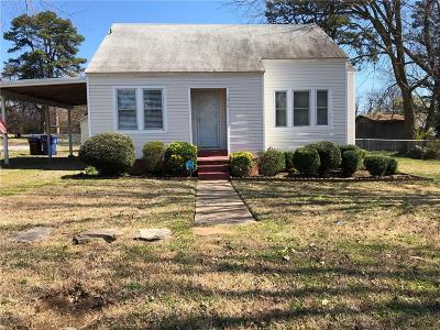 Fort Smith Single Family Home For Sale: 1414 N 40th ST