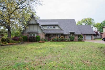Fort Smith AR Single Family Home For Sale: $319,000