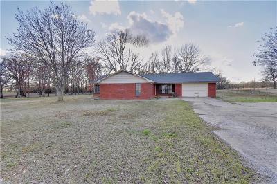 Muldrow OK Single Family Home For Sale: $149,900