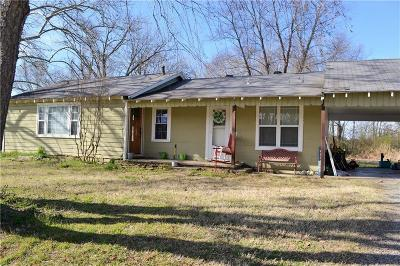 Lavaca AR Single Family Home For Sale: $78,000