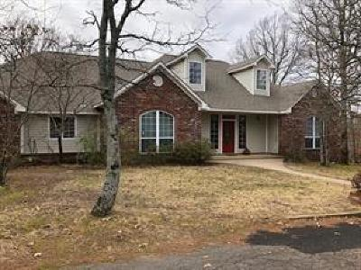 Van Buren AR Single Family Home For Sale: $249,900