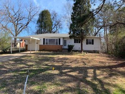 Fort Smith AR Single Family Home For Sale: $74,900