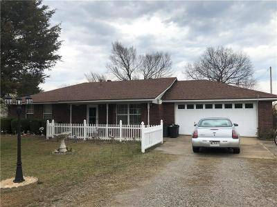 Van Buren Single Family Home For Sale: 6800 Cardinal LN