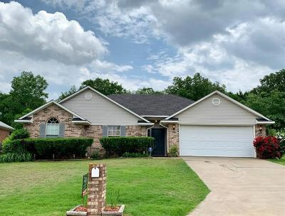 Fort Smith AR Single Family Home For Sale: $169,900