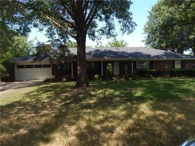 Fort Smith AR Single Family Home For Sale: $168,500