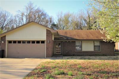 Alma Single Family Home For Sale: 621 Ray Lane CIR
