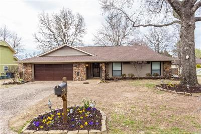 Fort Smith AR Single Family Home For Sale: $180,000