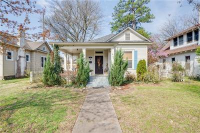 Fort Smith AR Single Family Home For Sale: $107,900