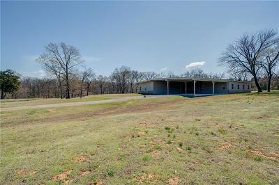 Lavaca Single Family Home For Sale: 2400 Hickman Bluff. RD