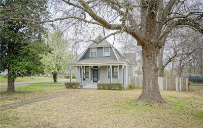 Sallisaw Single Family Home For Sale: 500 S Wheeler AVE