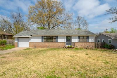 Fort Smith AR Single Family Home For Sale: $99,900