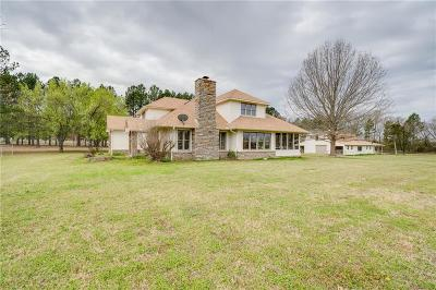 Fort Smith Single Family Home For Sale: 4545 Spring Mountain Road