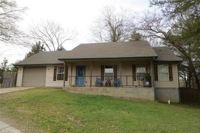 Alma Single Family Home For Sale: 520 Country Lane CIR