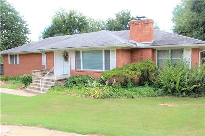 Fort Smith AR Single Family Home For Sale: $245,000