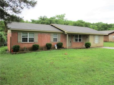 Alma Single Family Home For Sale: 1737 Old Rudy RD
