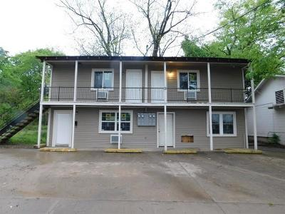 Van Buren Multi Family Home For Sale: 10 Property 13 Unite Rental Package