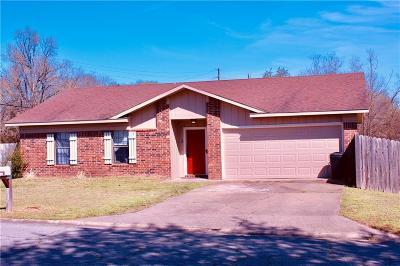 Van Buren Single Family Home For Sale: 3 S 39th ST