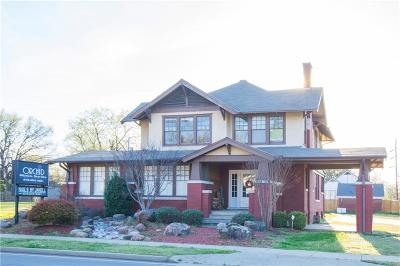 Fort Smith AR Single Family Home For Sale: $184,900