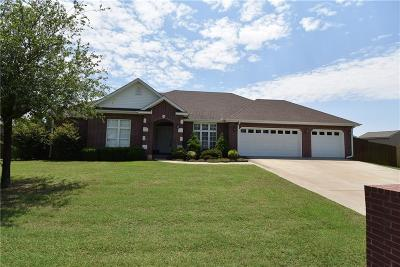 Sallisaw Single Family Home For Sale: 2047 W Breckenridge AVE