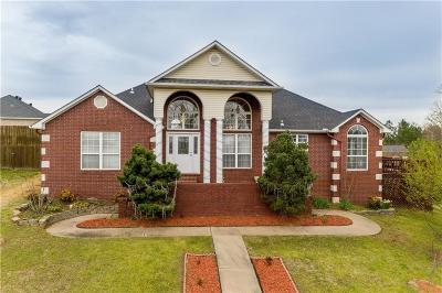 Van Buren Single Family Home For Sale: 1305 Breckenridge Drive