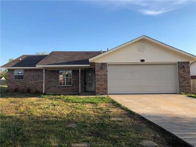 Van Buren Single Family Home For Sale: 3806 Flatrock CT
