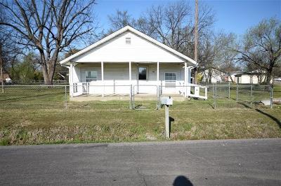 Sallisaw Single Family Home For Sale: 603 S Walnut Street