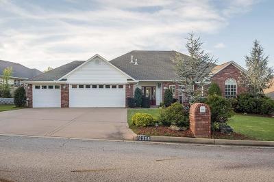 Van Buren Single Family Home For Sale: 2326 Parkridge RD