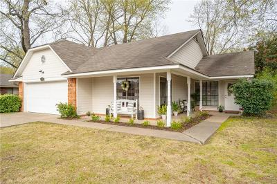 Fort Smith AR Single Family Home For Sale: $164,900