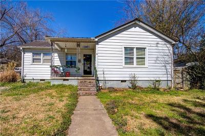 Van Buren Single Family Home For Sale: 1201 Dechard ST