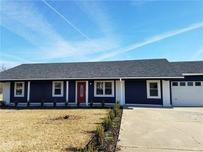Heavener Single Family Home For Sale: 8 Pickle LN
