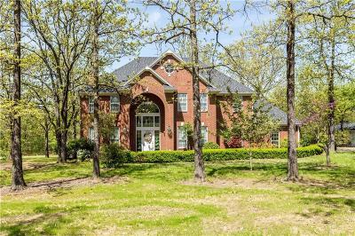 Fort Smith AR Single Family Home For Sale: $534,000