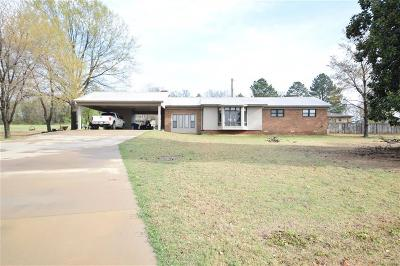 Muldrow Single Family Home For Sale: 805 W Sequoyah ST