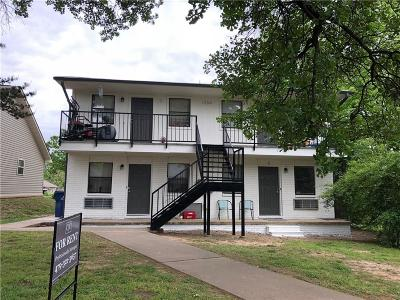 Fort Smith AR Multi Family Home For Sale: $155,000