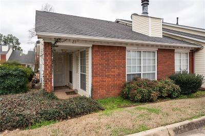 Fort Smith AR Condo/Townhouse For Sale: $65,000