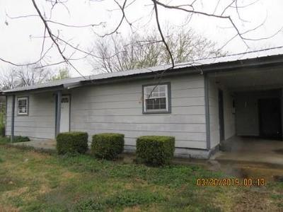 Poteau Single Family Home For Sale: 1008 Rogers AVE