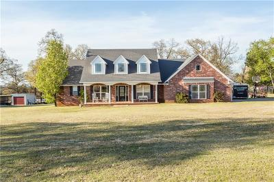 Lavaca AR Single Family Home For Sale: $249,900