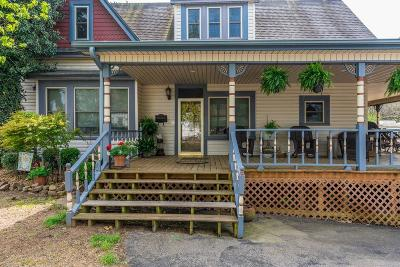 Poteau Single Family Home For Sale: 100 S Hill ST