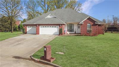 Van Buren Single Family Home For Sale: 301 Cedar Creek DR