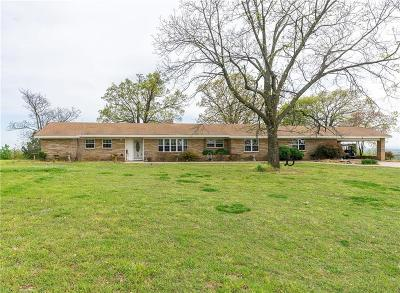 Muldrow Single Family Home For Sale: 105 Turnham DR