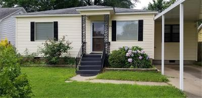 Fort Smith AR Single Family Home For Sale: $95,000