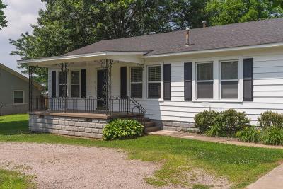 Van Buren Single Family Home For Sale: 5 Crape Myrtle RD