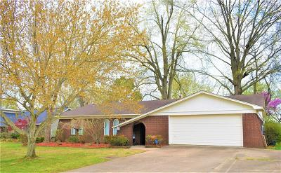 Fort Smith AR Single Family Home For Sale: $158,500