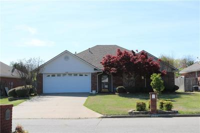 Fort Smith AR Single Family Home For Sale: $165,500