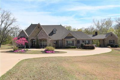 Sallisaw Single Family Home For Sale: 11 Fawn Hollow