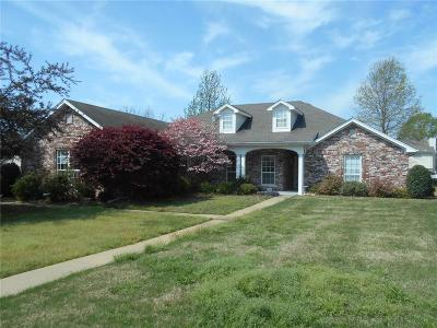 Fort Smith AR Single Family Home For Sale: $245,900