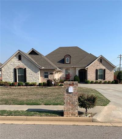 Fort Smith Single Family Home For Sale: 8107 Bridgewood LN