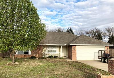 Sequoyah County Single Family Home For Sale: 306 Mallard DR