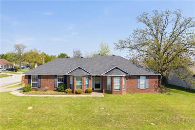 Greenwood AR Single Family Home For Sale: $136,900