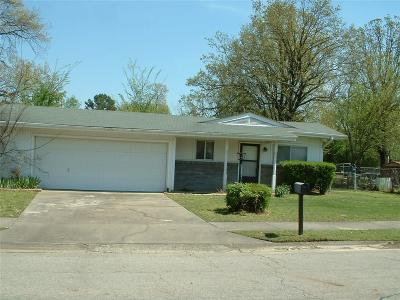 Fort Smith Single Family Home For Sale: 16 Woodland PL